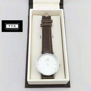 Daniel Wellington Classic Bristol watch 36mm